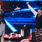 East Lothian Courier: Stern Guinness World Records official steals show on Britain's Got Talent