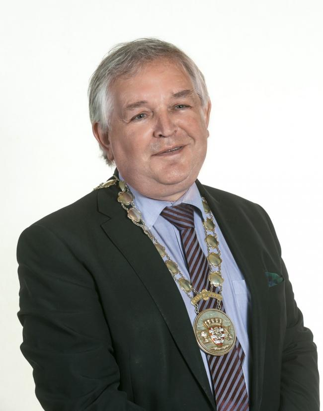 John McMillan is the new Provost of East Lothian