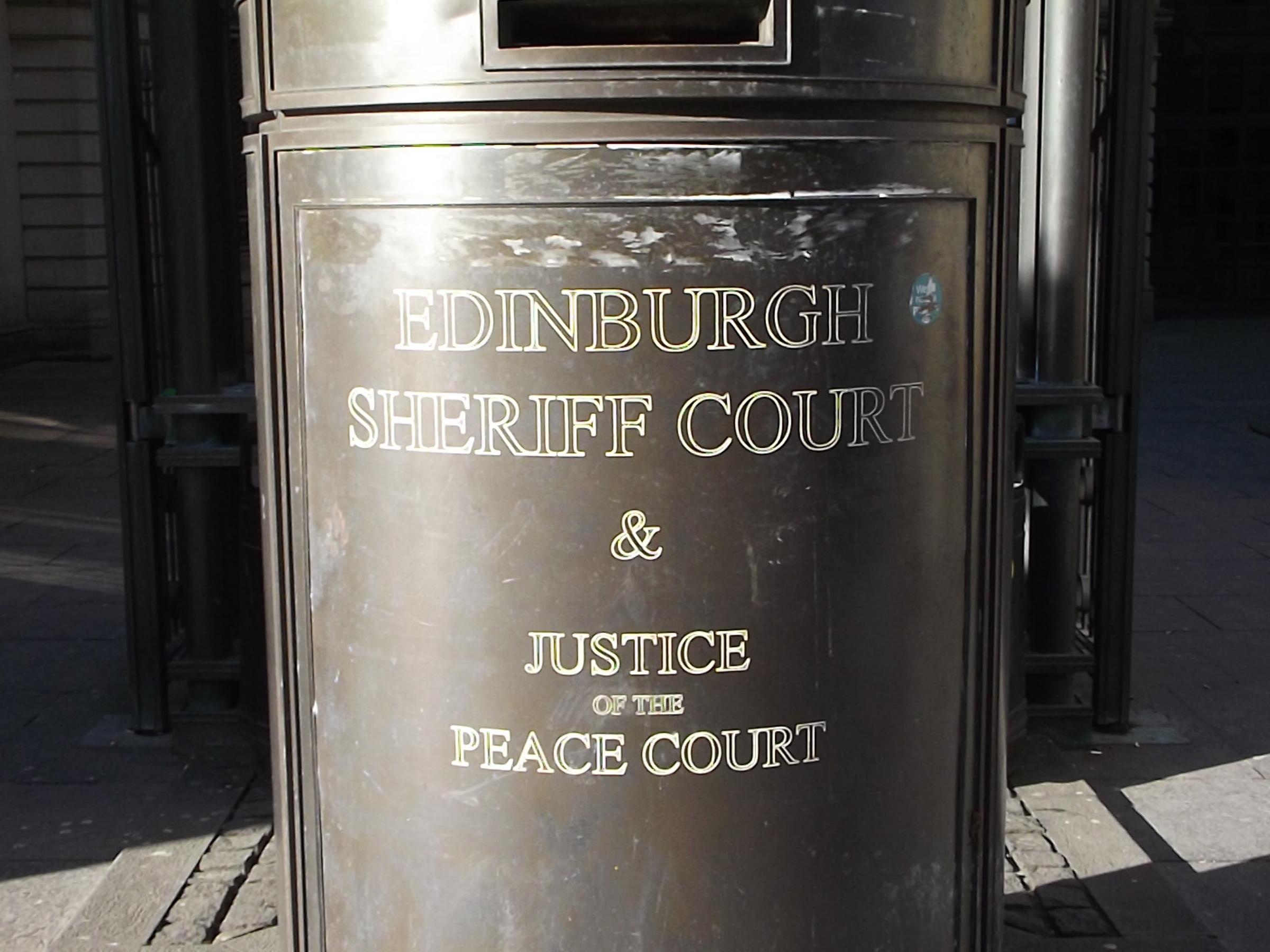 Tranent man Stefan Heron to be sentenced after claiming he had AIDS