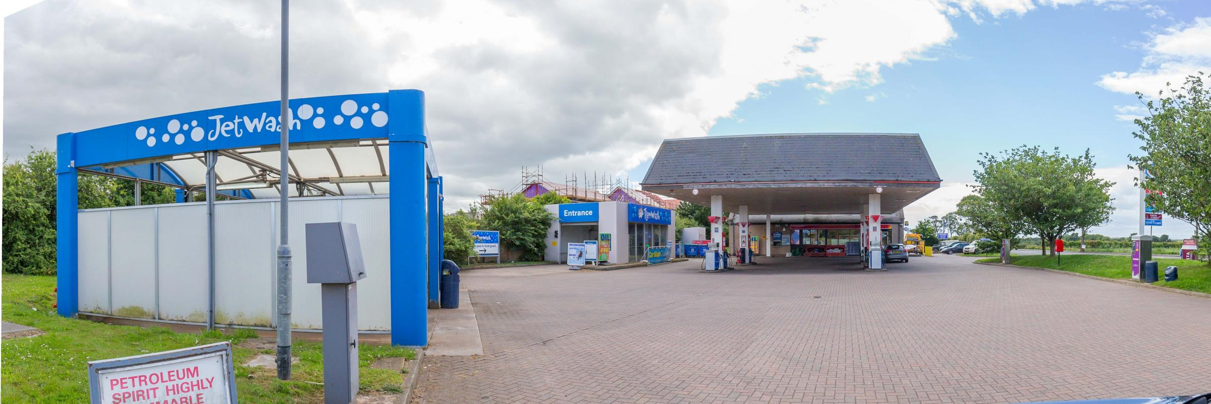 Dalrymple Service Station
