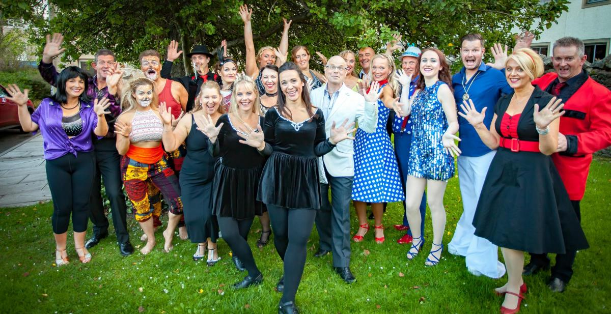 Dancers Show Off Their Skills In Popular Annual Competition In