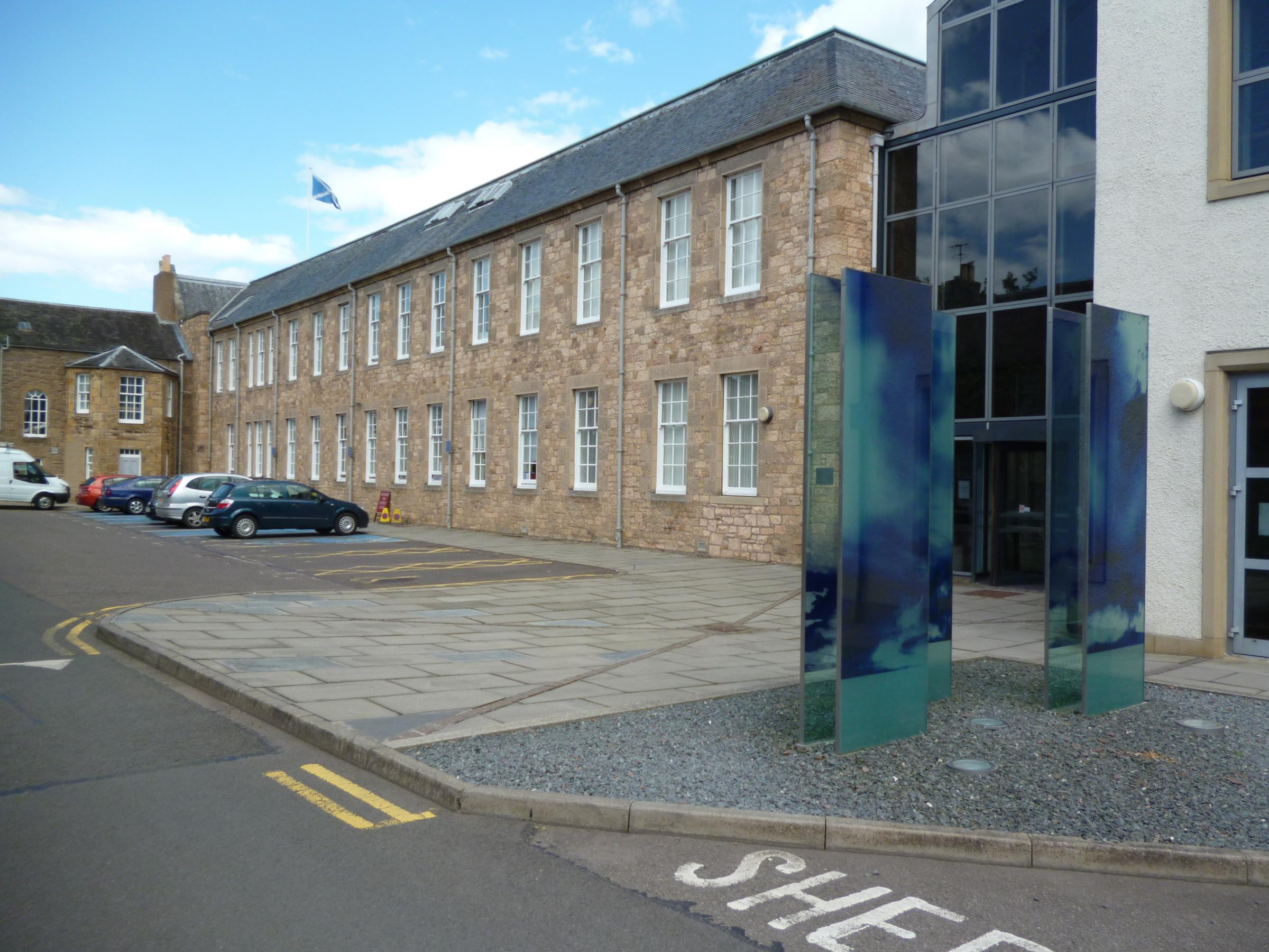 John Muir House, East Lothian Council's headquarters