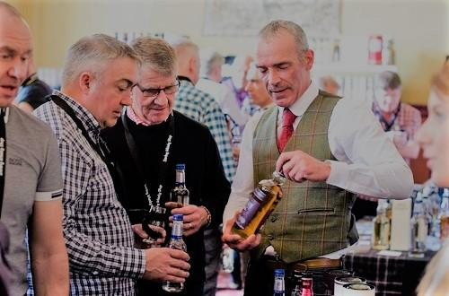 Dram busters gear up for Stirling Whisky Festival