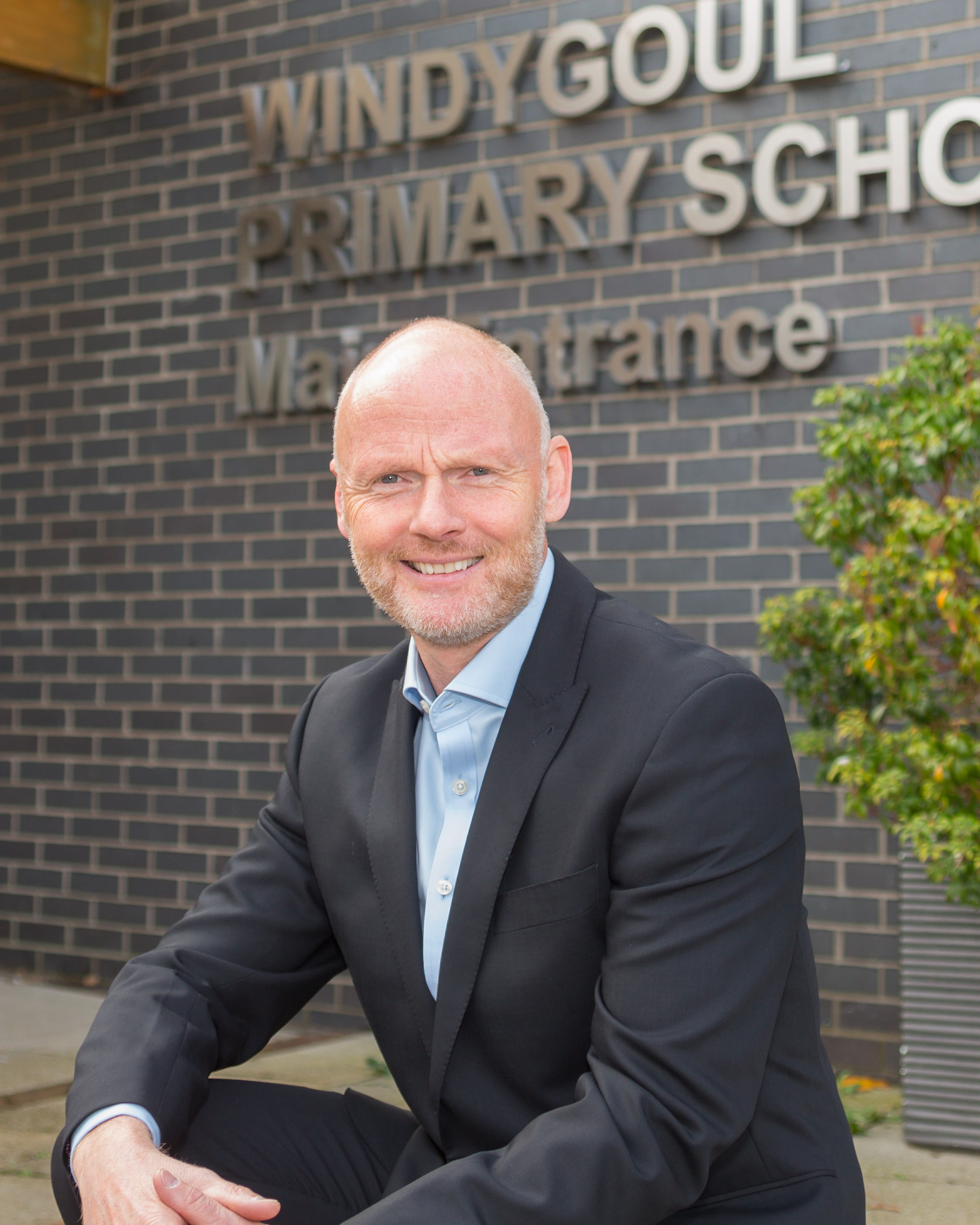 Bruce Murray is new head teacher at Windygoul Primary School