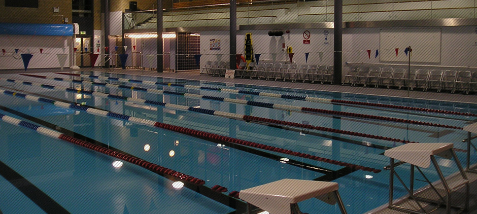 The Mercat Gait swimming pool is a popular venue for swimming competitions