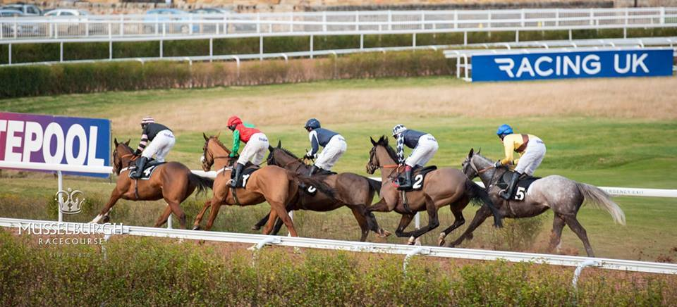 Racing at Musselburgh is a warm-up to the Cheltenham Festival. Pic Musselburgh Races