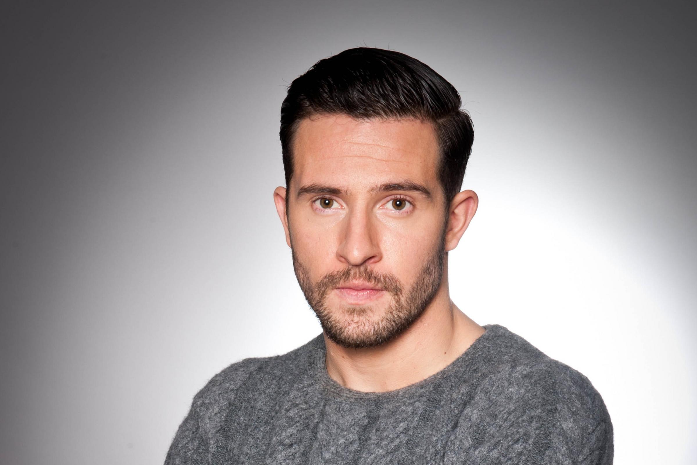 Emmerdale actor Michael Parr was at the centre of the acid attack storyline (ITV/PA)