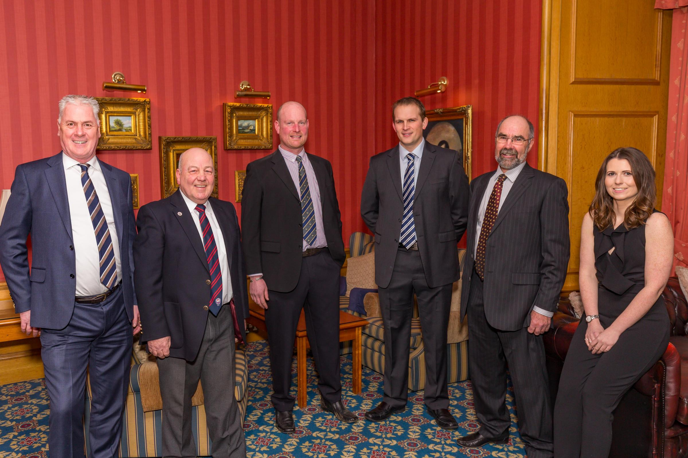 The East Lothian branch of NFU Scotland toasted another busy year at their annual dinner in Haddington