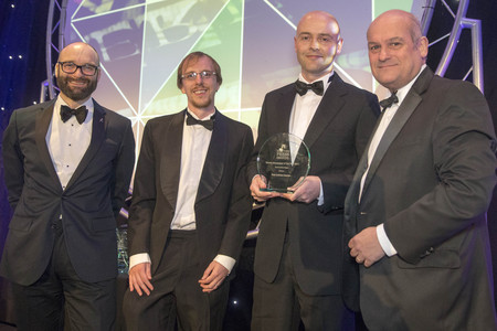 The Courier was named Weekly Newspaper of the Year at the Scottish Press Awards