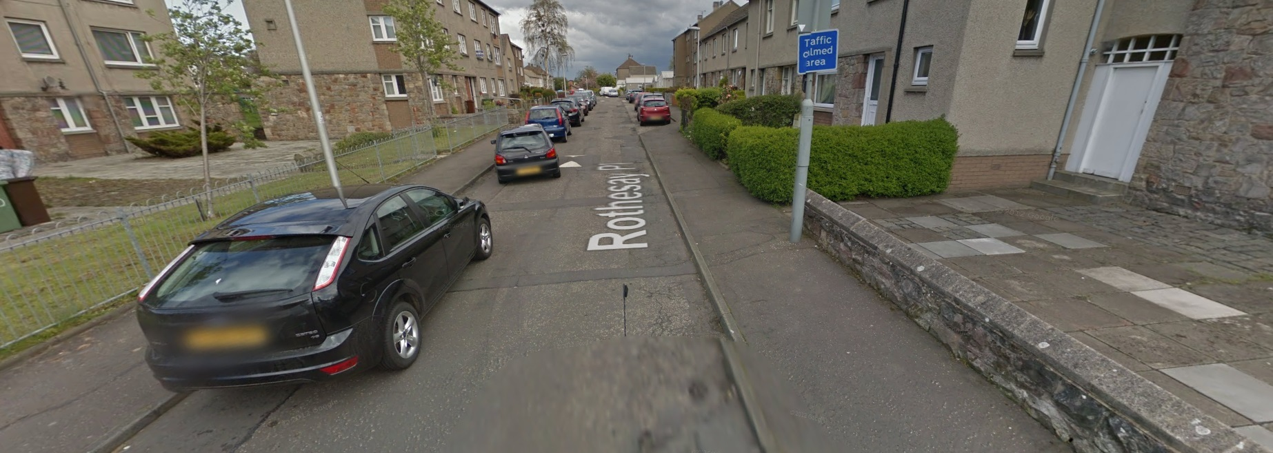 Medication was taken from an address on Rothesay Place, in Musselburgh