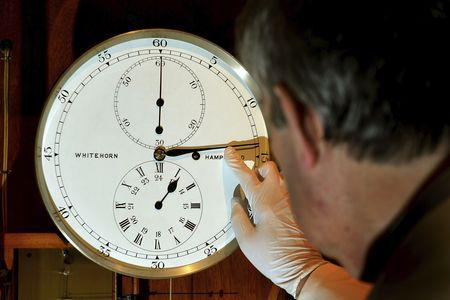 East Lothian Courier: Clock is ticking. Picture: John Stillwell/ PA Wire.