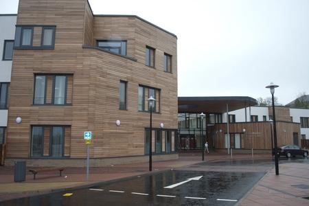 The practice is based at Musselburgh Primary Care Centre