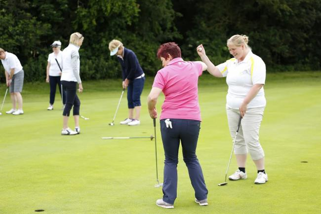 Hilton Park Golf Club puts women front and centre with award-winning programme