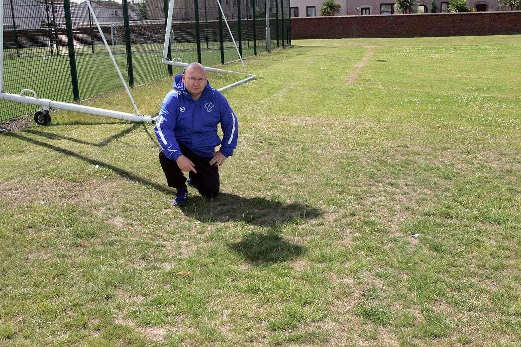 football Lothian amateur