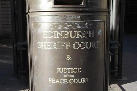Man jailed for bottle attack on complete stranger outside his home