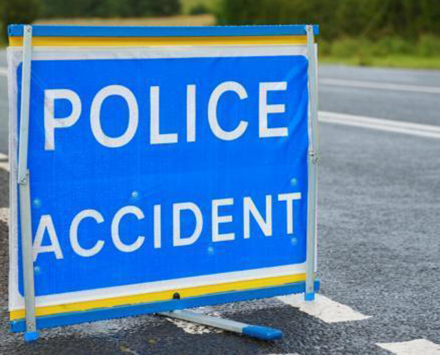 Teenager taken to hospital following car crash