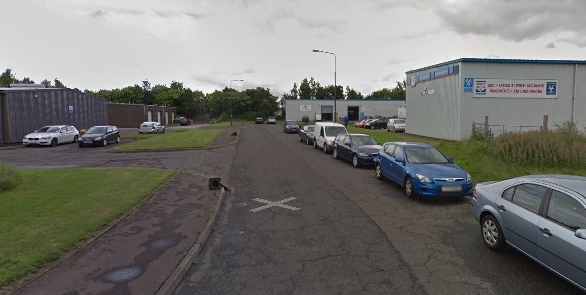 Whin Park Industrial Estate (Pic: Google Images)