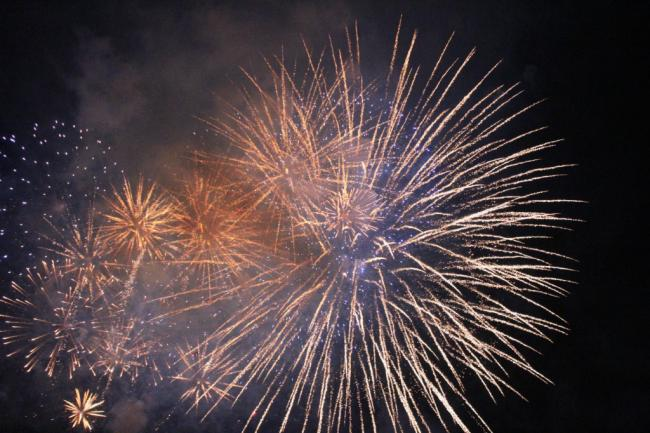 east lothian fireworks displays 2018 locations and timings east