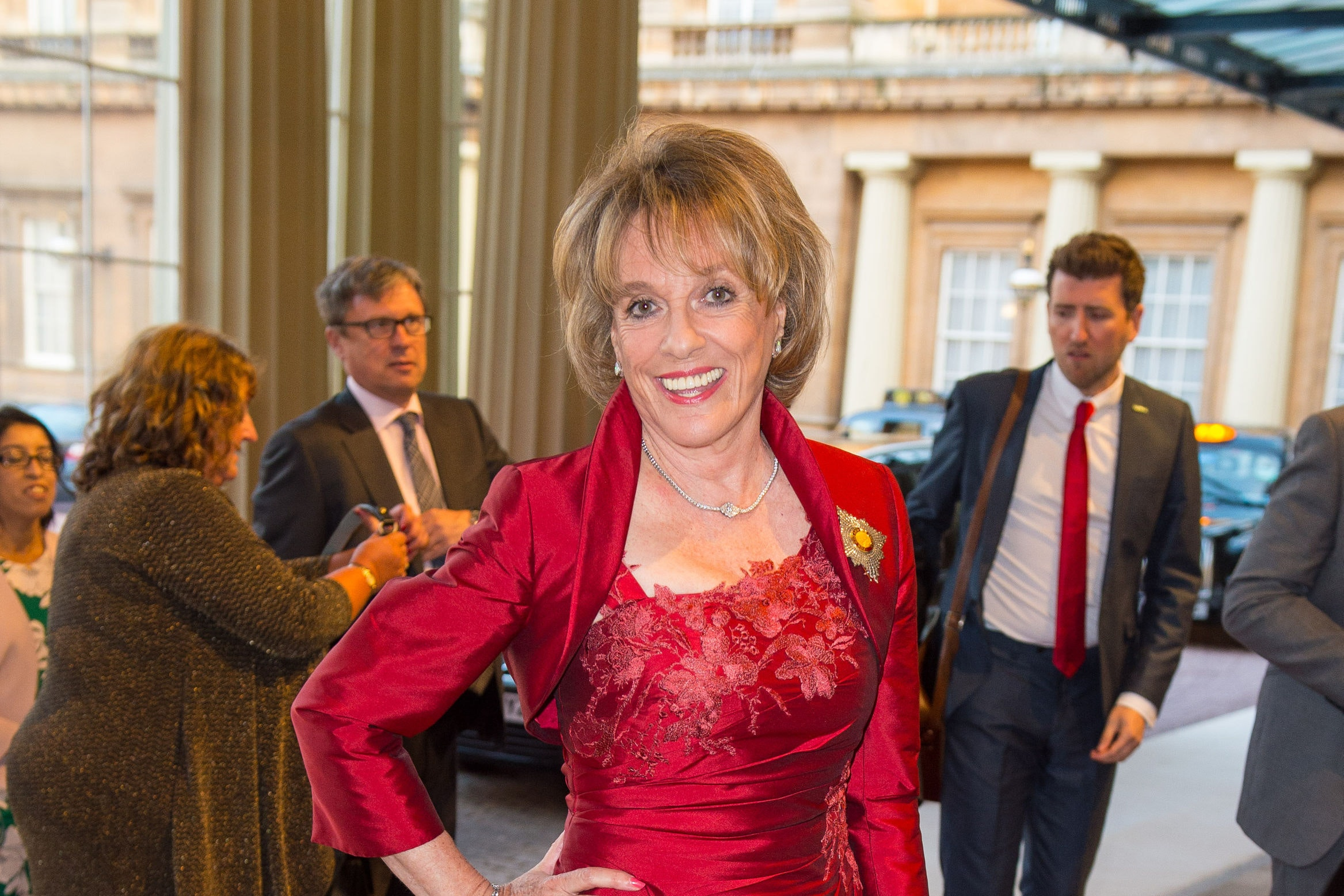 Dame Esther Rantzen says BBC is in talks to resurrect That's Life!