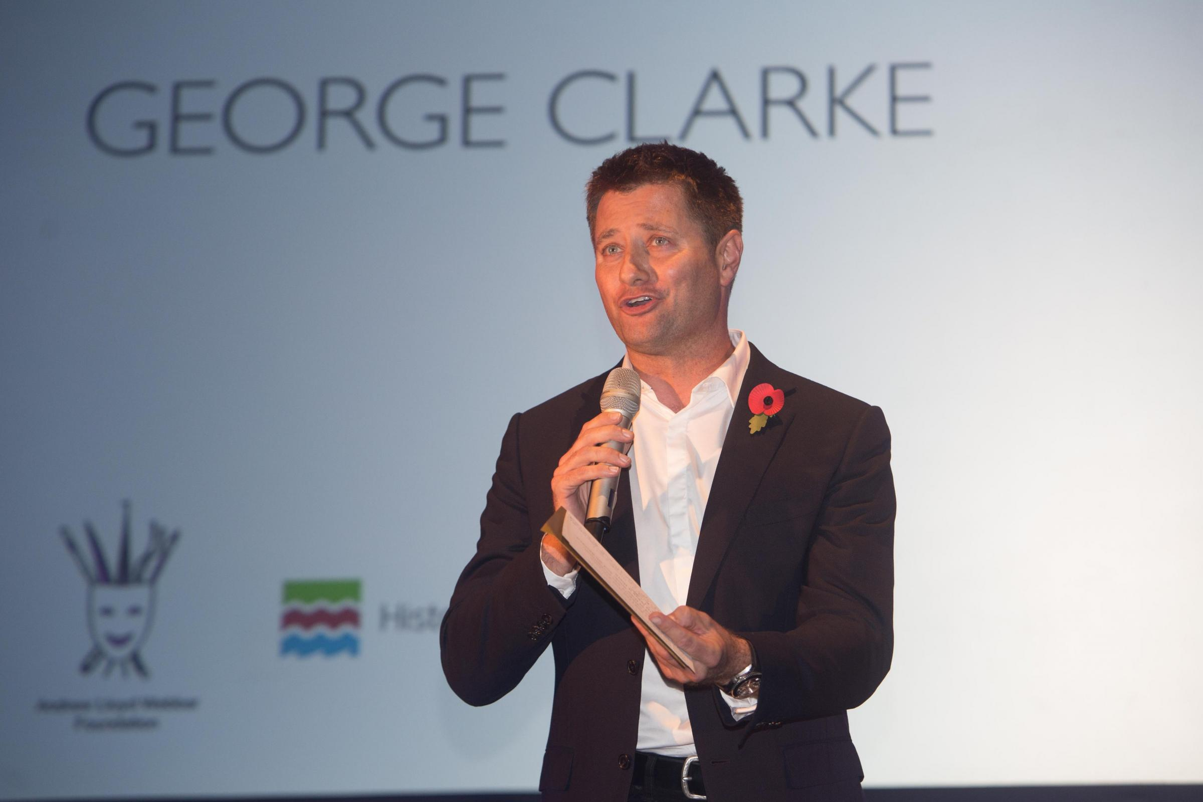 George Clarke returns to council house roots in new Channel 4 series