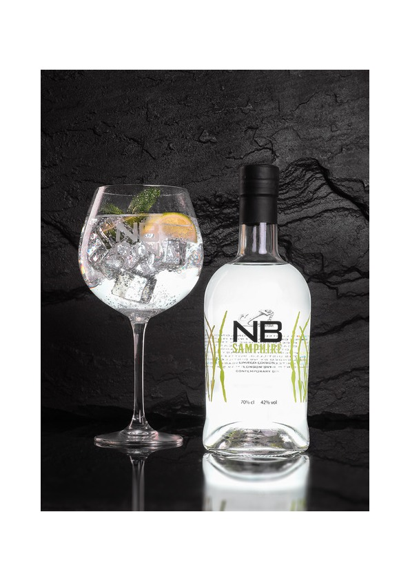 NB Gin has added a new contemporary gin to tis family