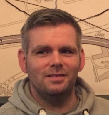 John Muir, 33, has been missing for several days