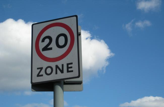 New speed limit for towns has been announced