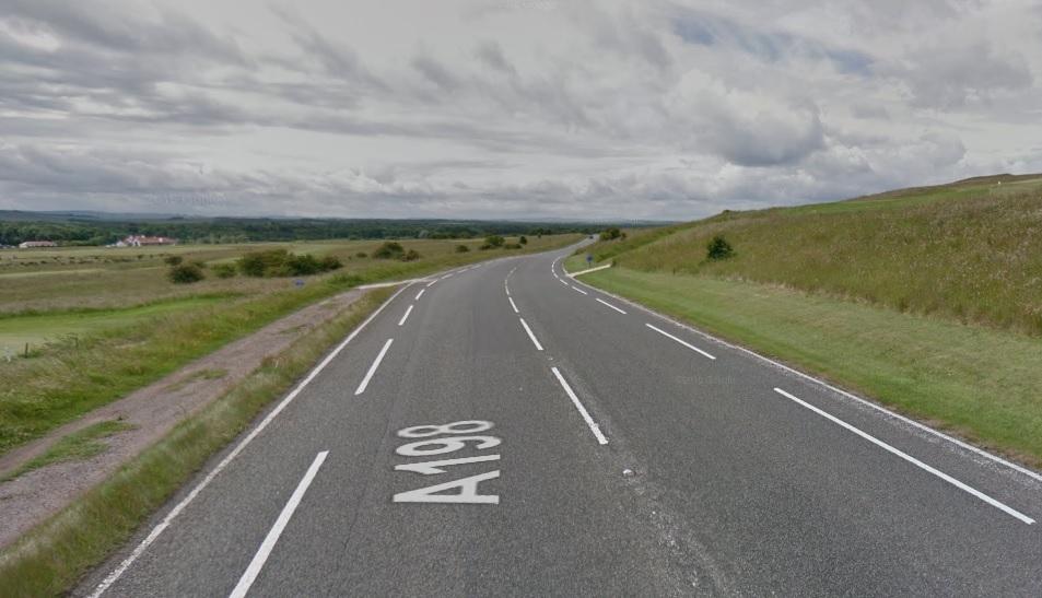 Three pensioners taken to hospital after crash near Gullane