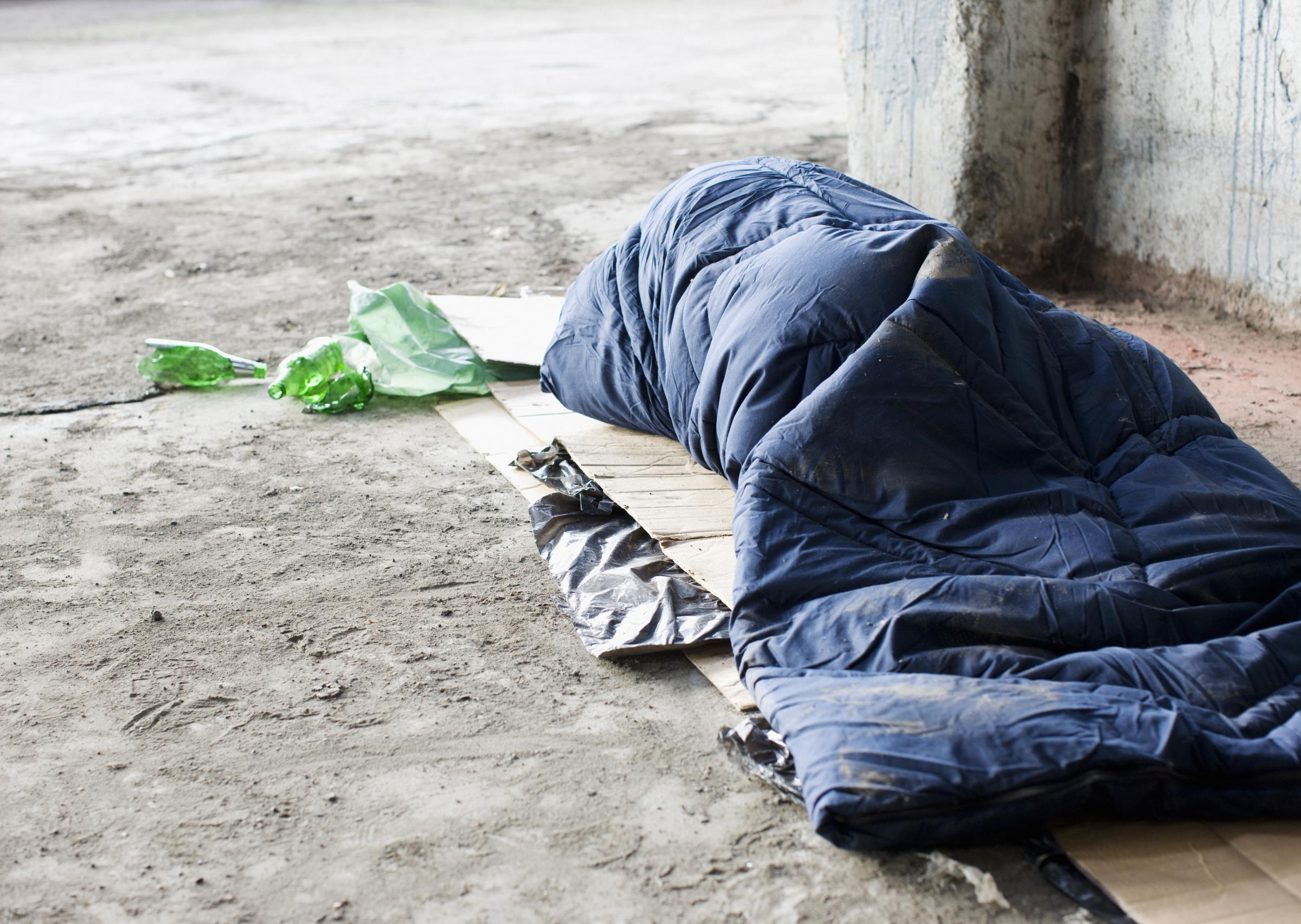 Homelessness project identified as at critical risk of failure