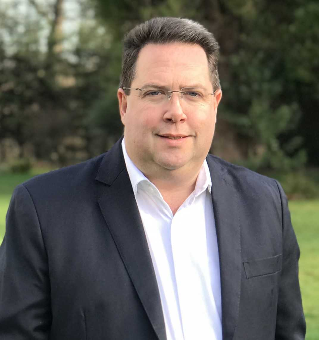 Councillor Craig Hoy announced as Conservative candidate in General Election