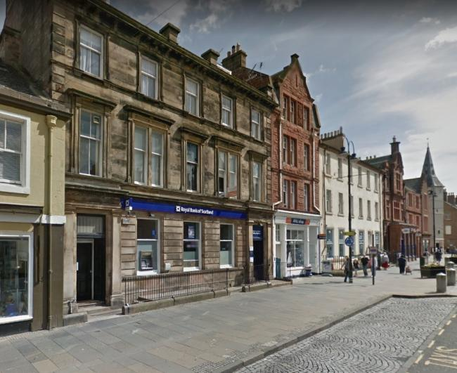The former RBS on Dunbar High Street will be turned into a sweet shop