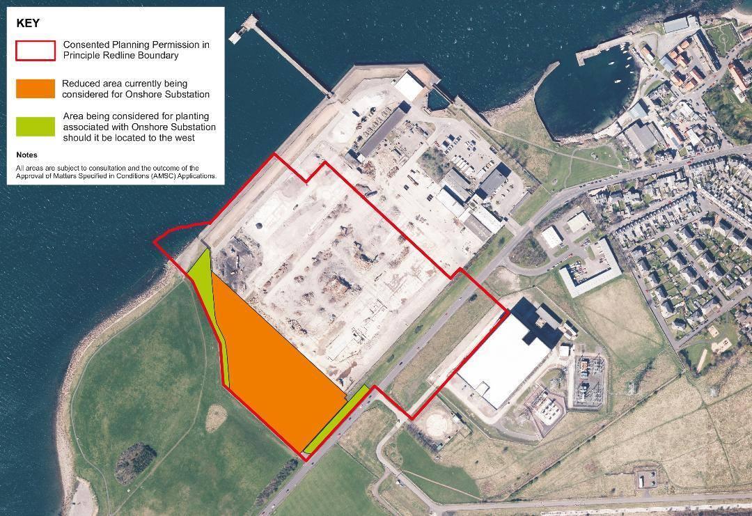 East Lothian Council: Cockenzie revised plan