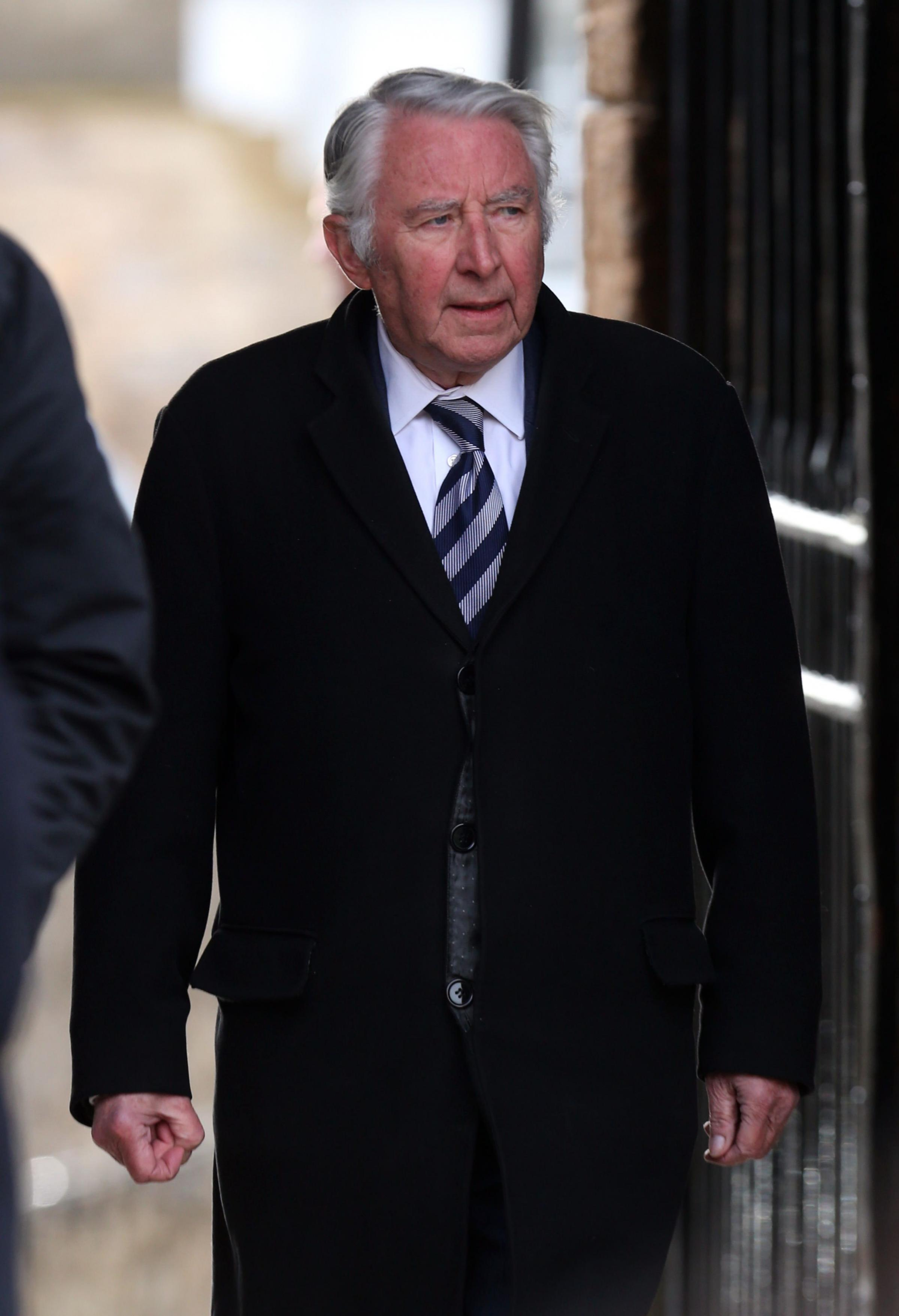 Lord David Steel pulls out of Fringe by the Sea after party suspension