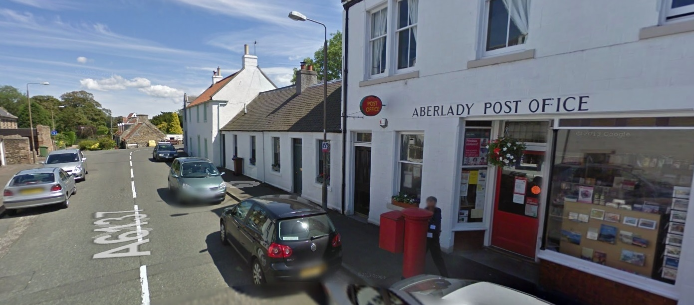 Aberlady Post Office looks set to remain open. Picture: Google Maps