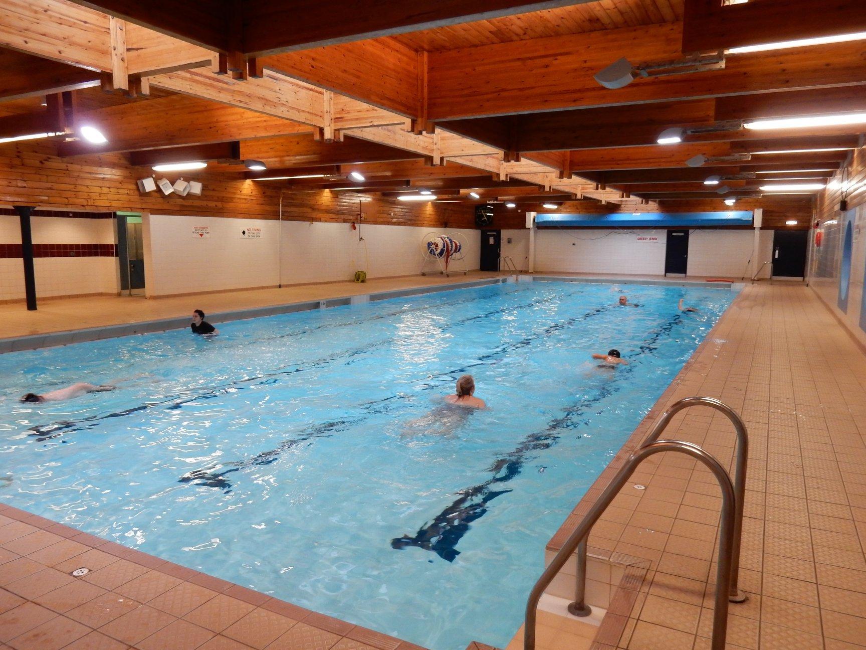 Haddington\'s swimming pool about to shut for nine-week ...
