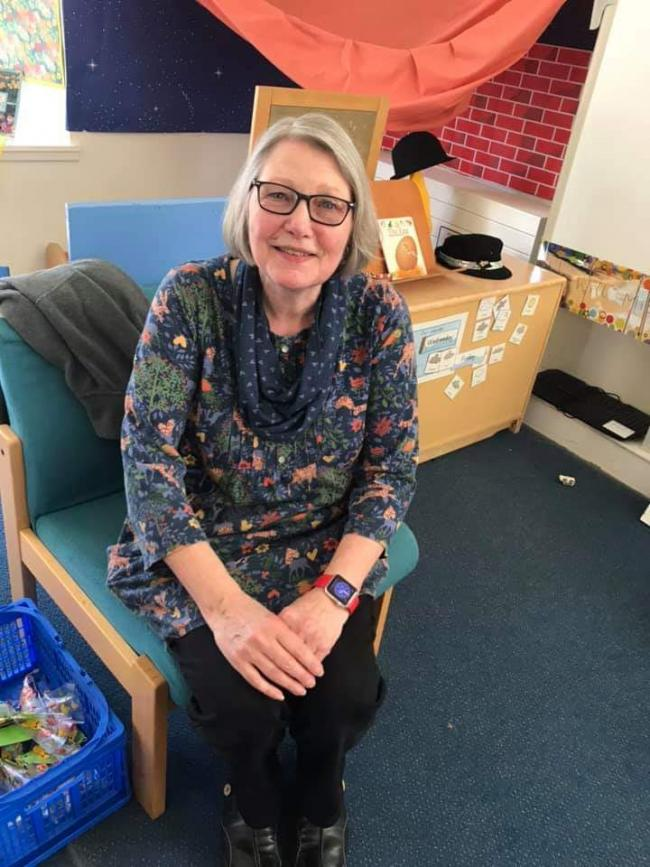 Susan Walker has retired after nearly 40 years at Macmerry Primary School