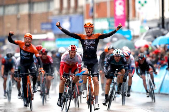 Breakaway results in Asselman taking opening Tour de Yorkshire stage