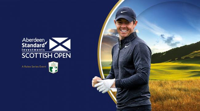 Rory McIlroy will play in the Aberdeen Standards Investment Scottish Open. Picture: Getty Images